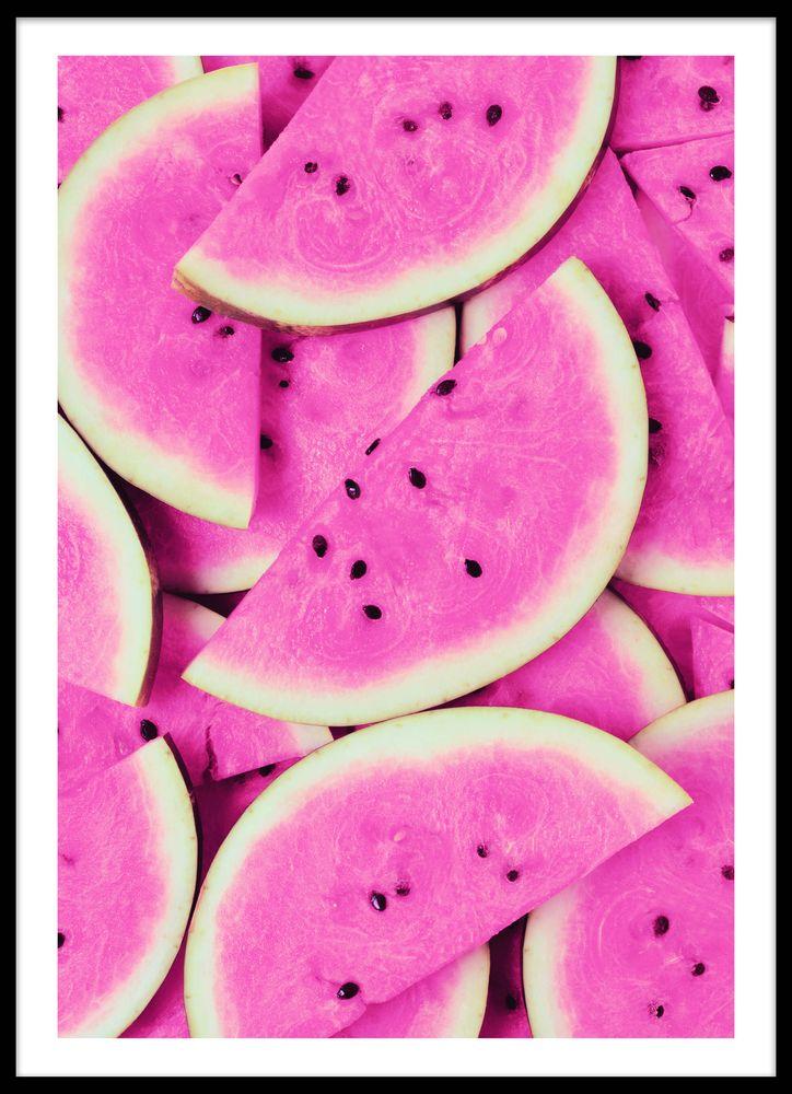 Poster Vattenmelon
