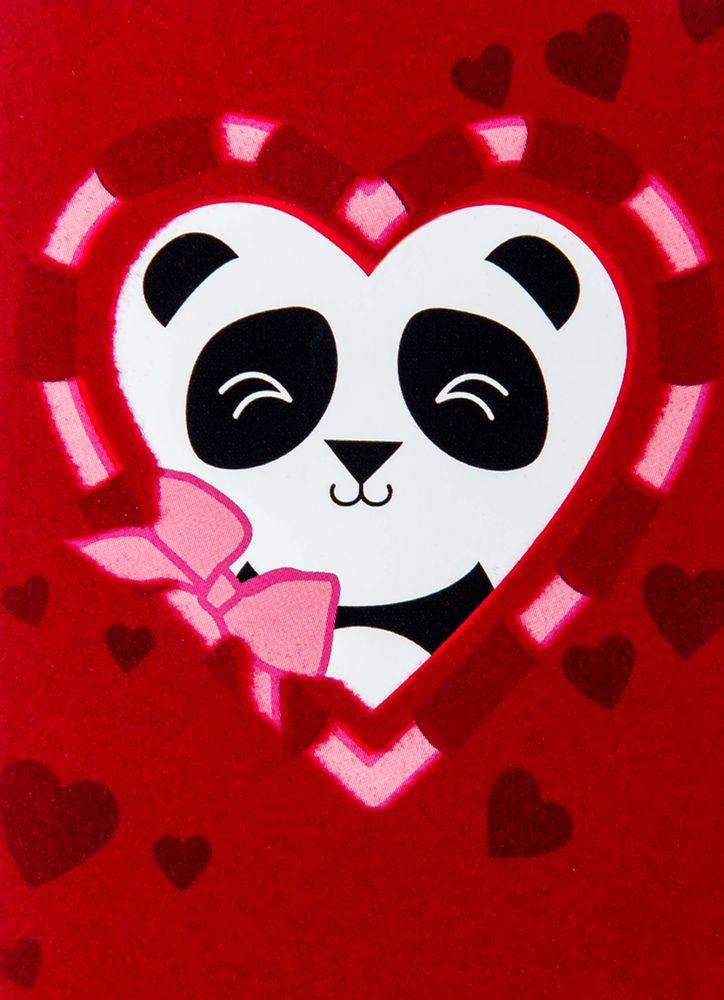 Panda minikort