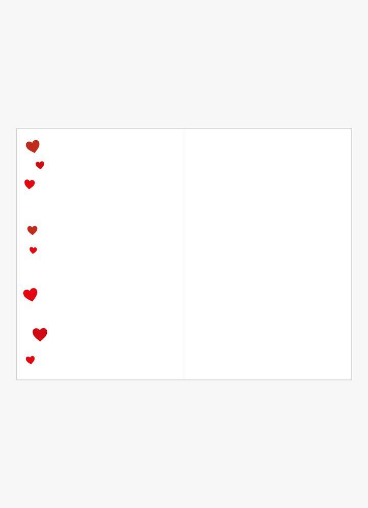 Love Gratulationskort