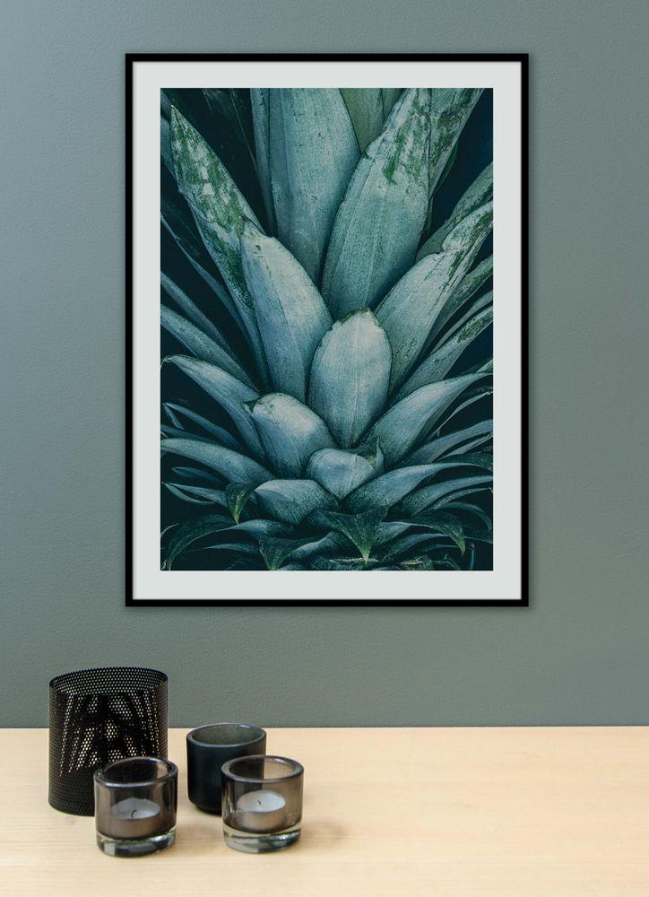 Ananas krona poster