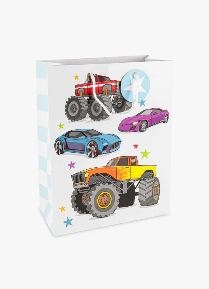 Coola bilar presentpåse L