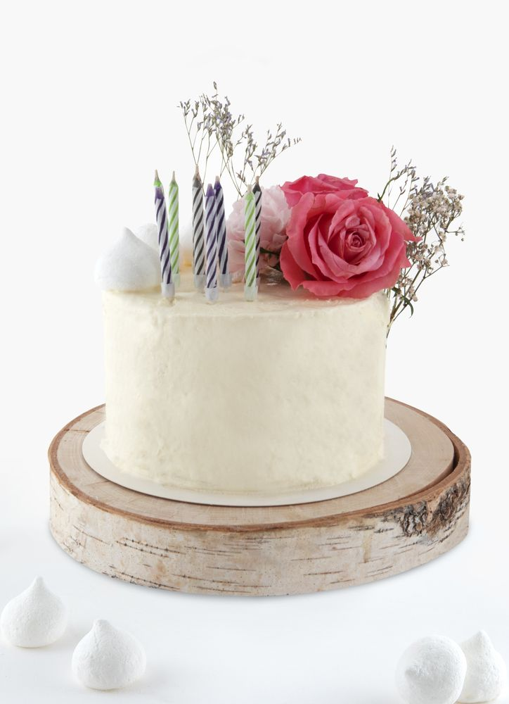 Tårtljus Randiga