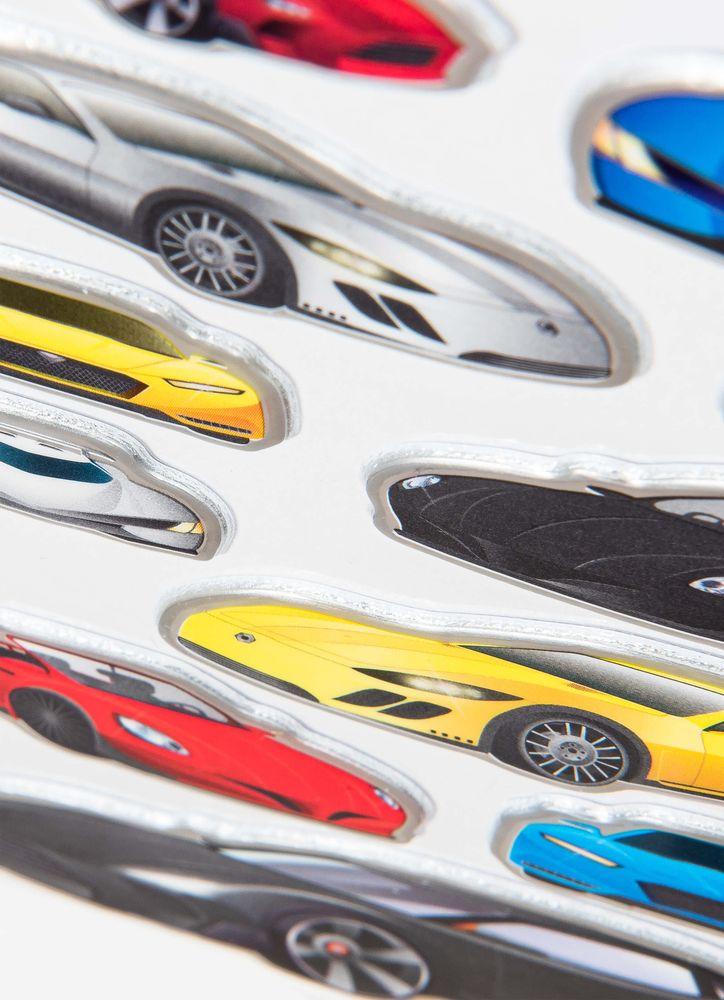 Klistermärken bilar