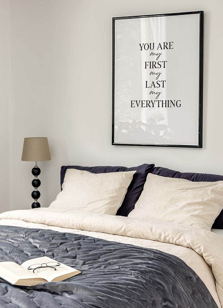 You are my first text poster