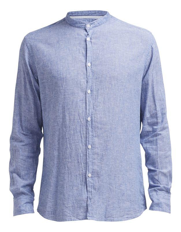 Wille Collarless Shirt