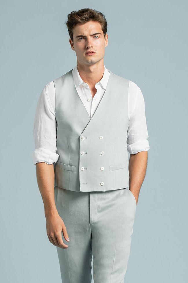 Camden double breasted waistcoat