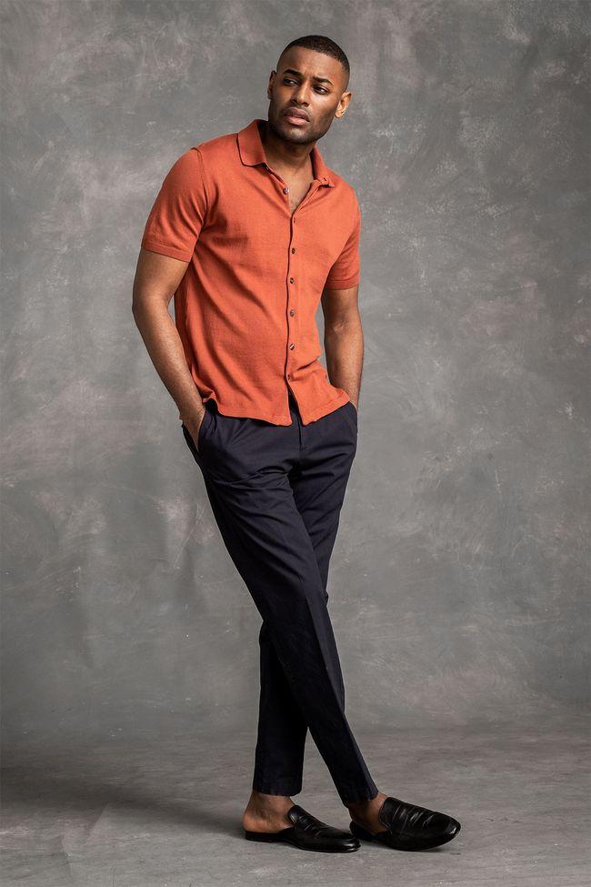 Celvin Short Sleeve Shirt