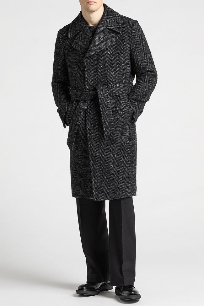 Christoph Double breasted Coat