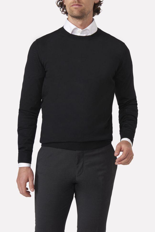 Custer roundneck sweater
