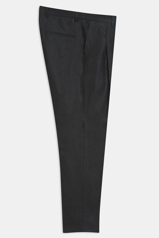 Delon linen trousers