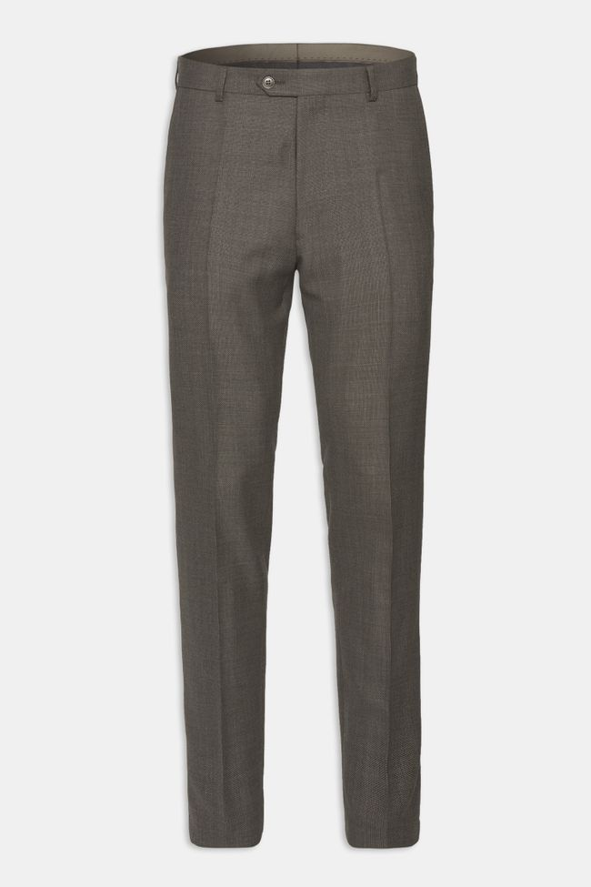 Denz wool trousers