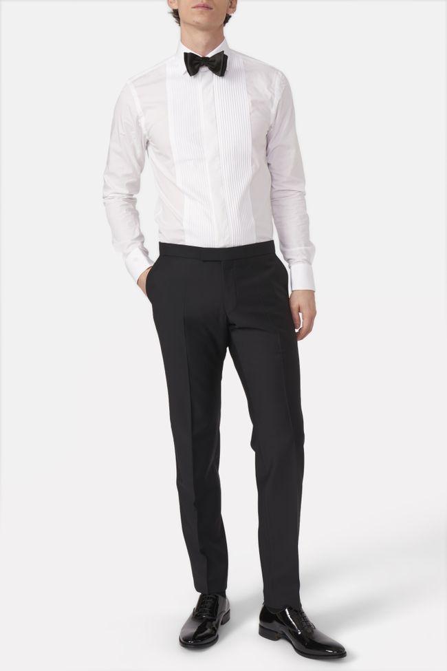 Devon tuxedo trousers