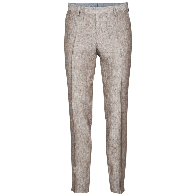Diego linen trousers