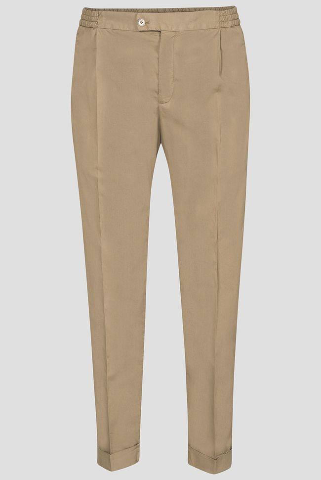 Dyron cotton trousers