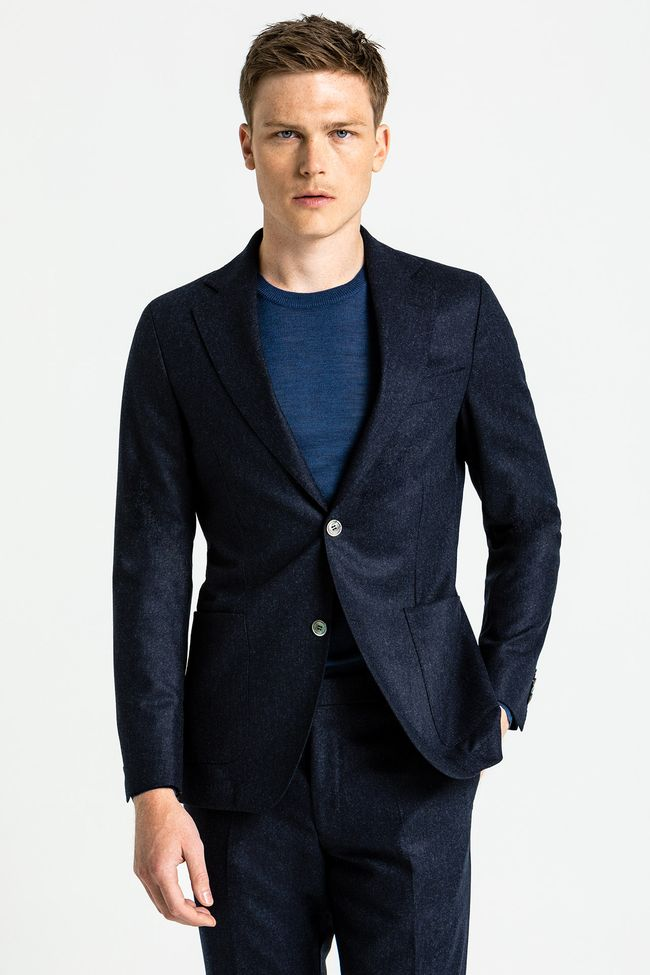 Egel flannel suit