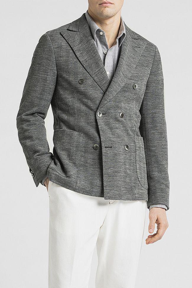 Erik doublebreasted blazer