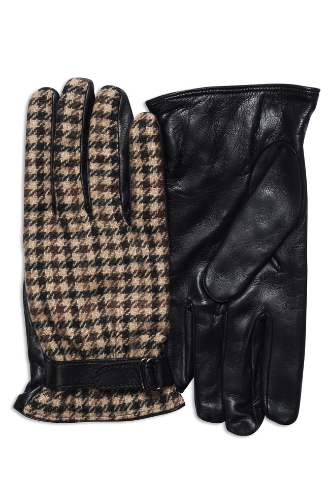 Checkered Gloves