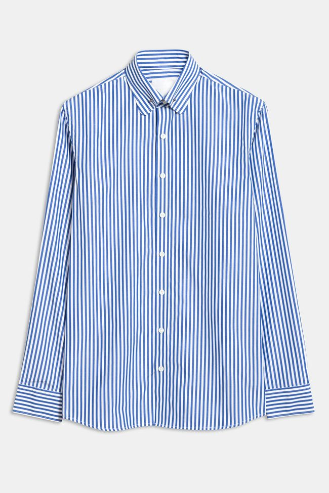 Hans striped shirt