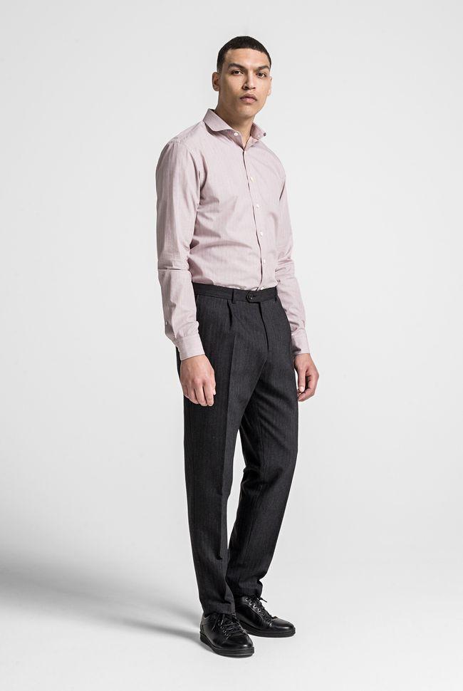 Hasim striped shirt