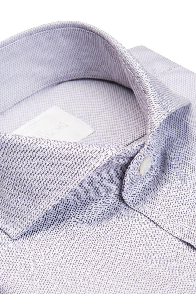Herman micro patterned shirt