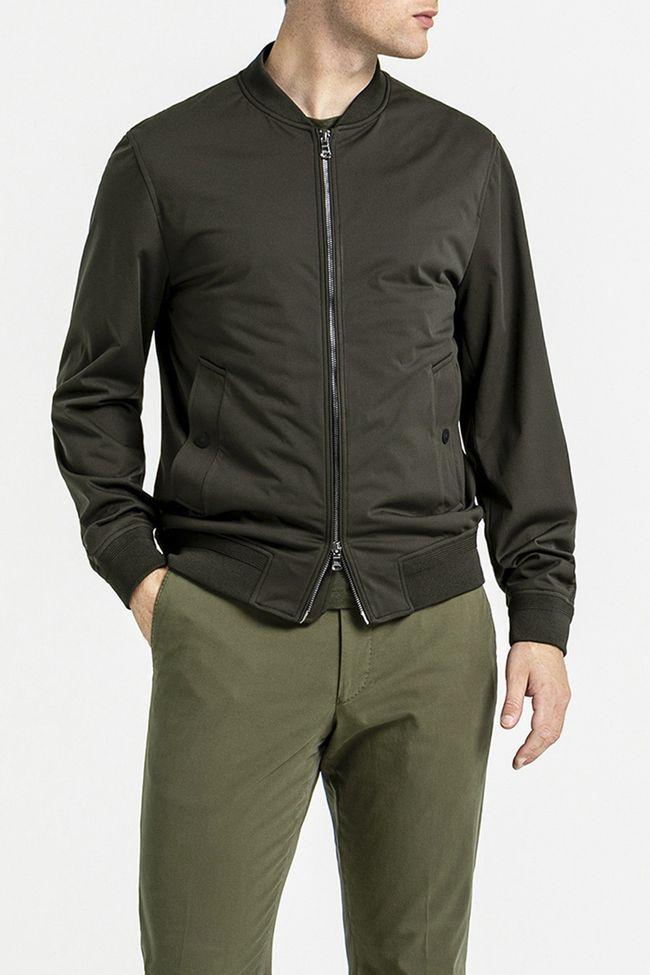Linus Bomber Jacket