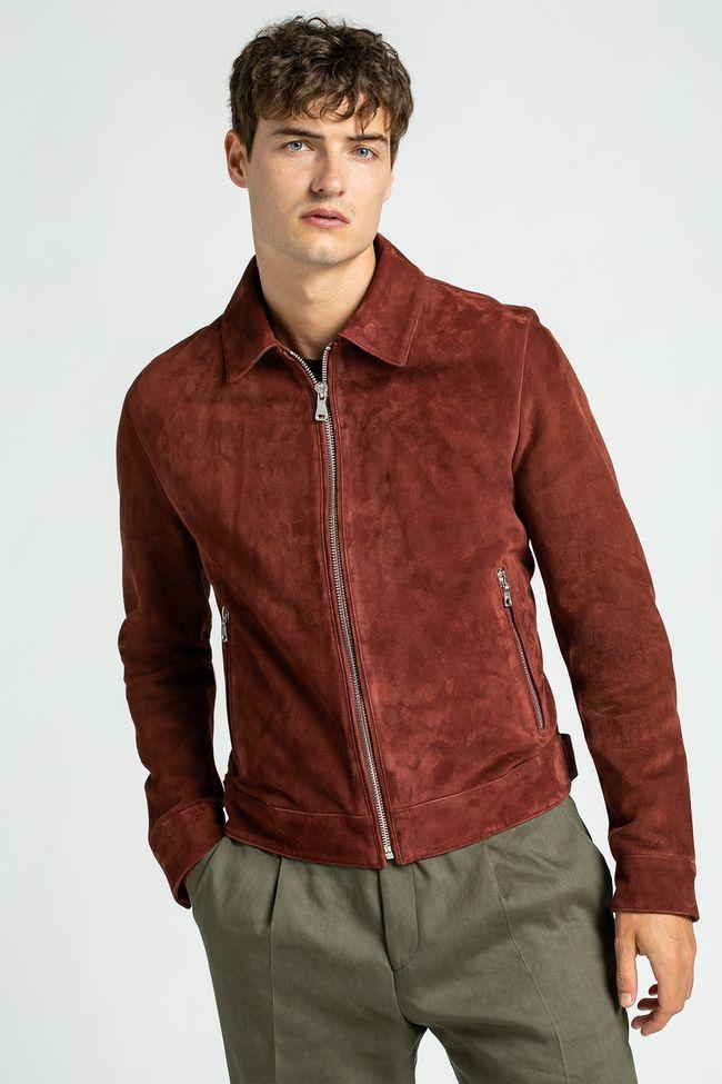 Logner suede Jacket
