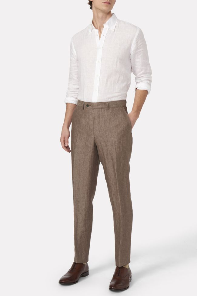 Nico Linen Trousers
