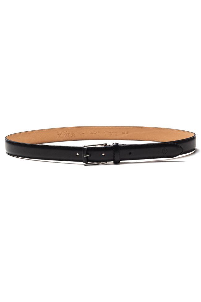 Volger Leather belt 30 mm