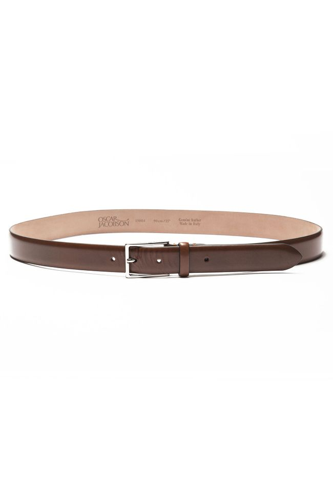 Viktor Leather belt 30 mm