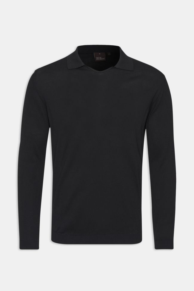 Oliwer V-neck poloshirt