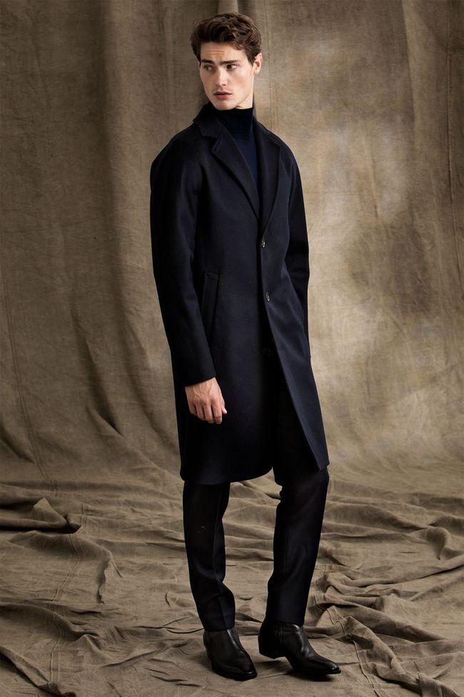 Sino Wool Coat