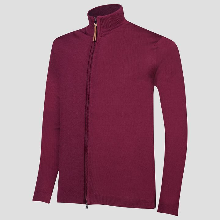Ariel Full-zip sweater