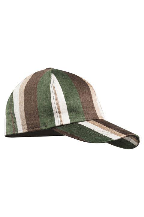Baseball Striped Cap