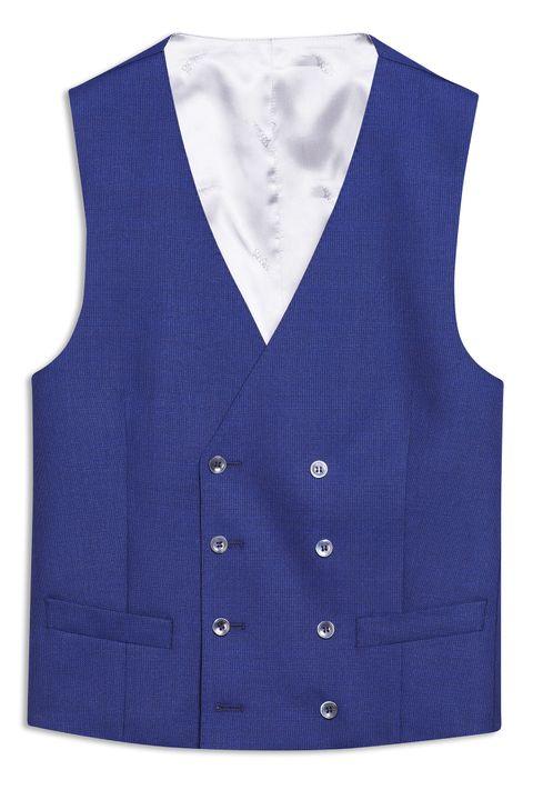 Camden Double-breasted Waistcoat