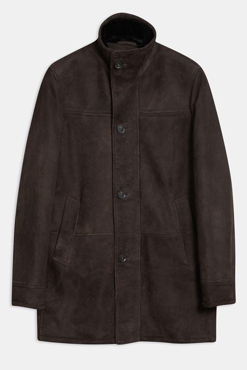 Carling shearling coat