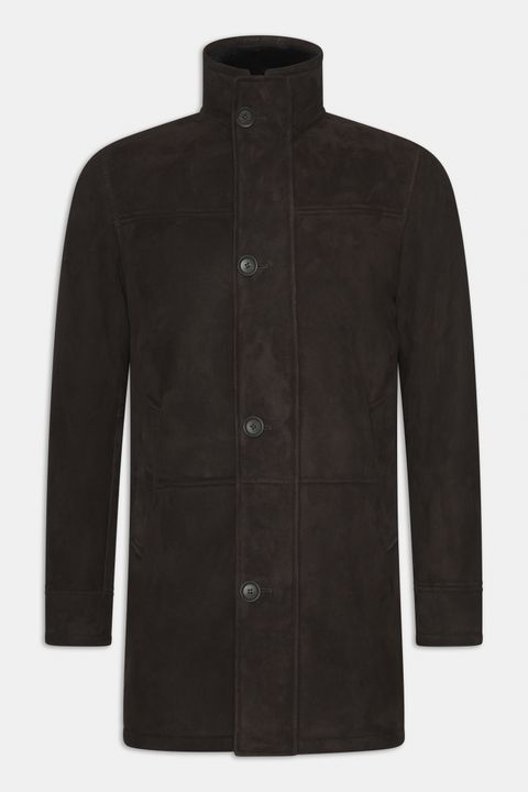 Carling shearling coat
