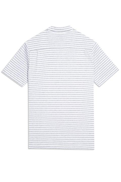 Cornelis Striped Short Sleeve Poloshirt
