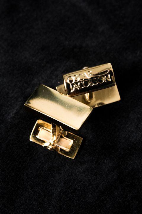 Rectangual cufflinks