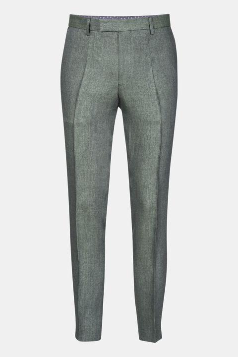 Denz linen trousers