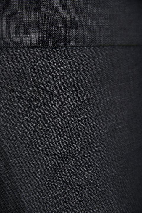 Devon linen tuxedo Trousers