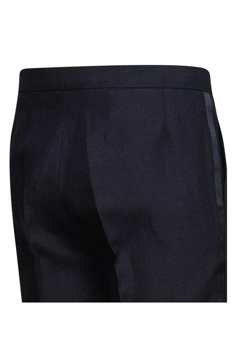 Duke Linen Tuxedo Trousers