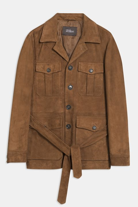 Eastwood suede Jacket