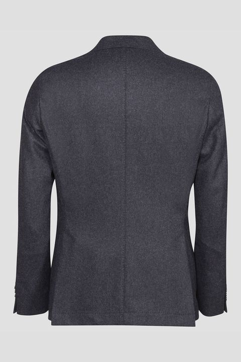 Edgar flannel blazer