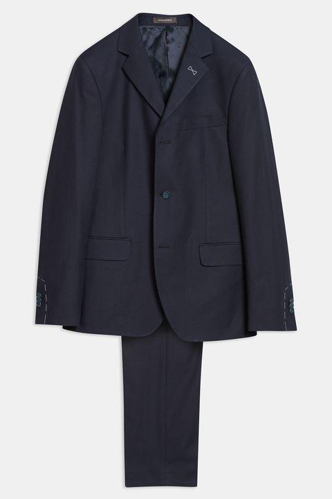 Elias three button suit