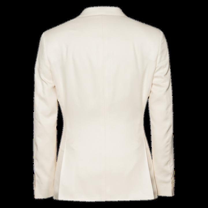 Elmer white suit