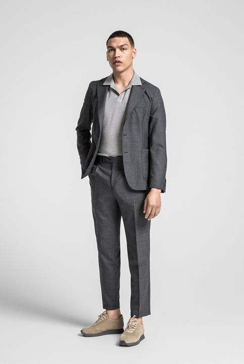 Epic unconstructed blazer
