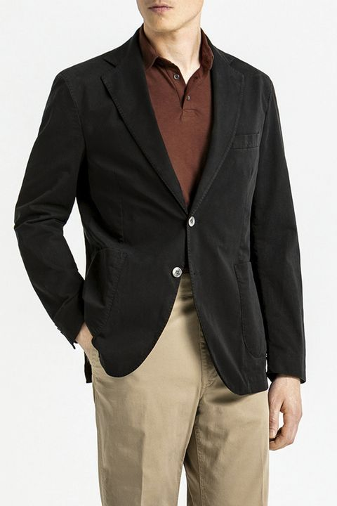 Ferry Cotton blazer
