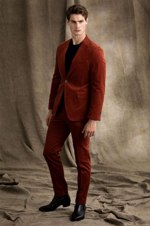 Ferry corduroy suit