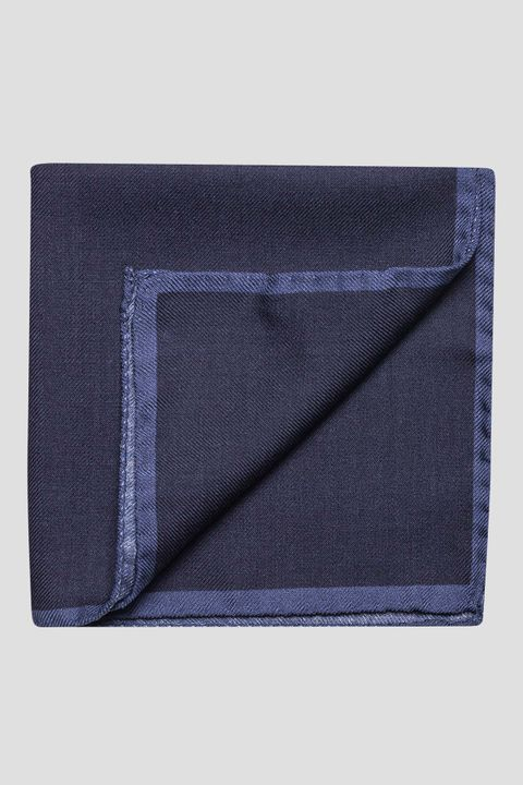 Wool & silk handkerchief