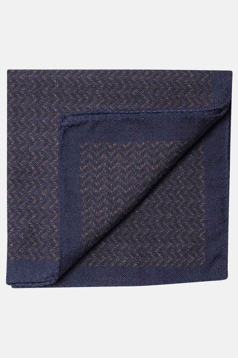 Wool & silk handkerchief